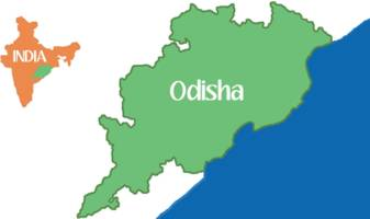 Odisha Youth Congress protests against land ordinance<br/>