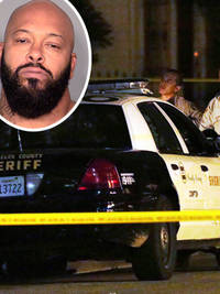 Hip-hop giant Suge Knight wanted by police in fatal hit and run