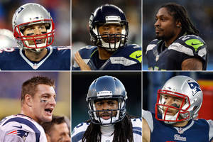 Meet the players who will decide the Super Bowl showdown